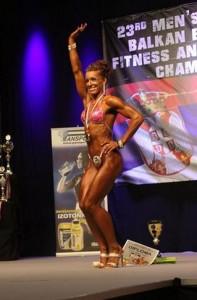 Marija Veresbaranji - fitnessbajnok - is a Soul-t fogyasztja