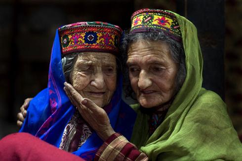 Hunzák: az egyik leghosszabb életkort megélt népcsoport