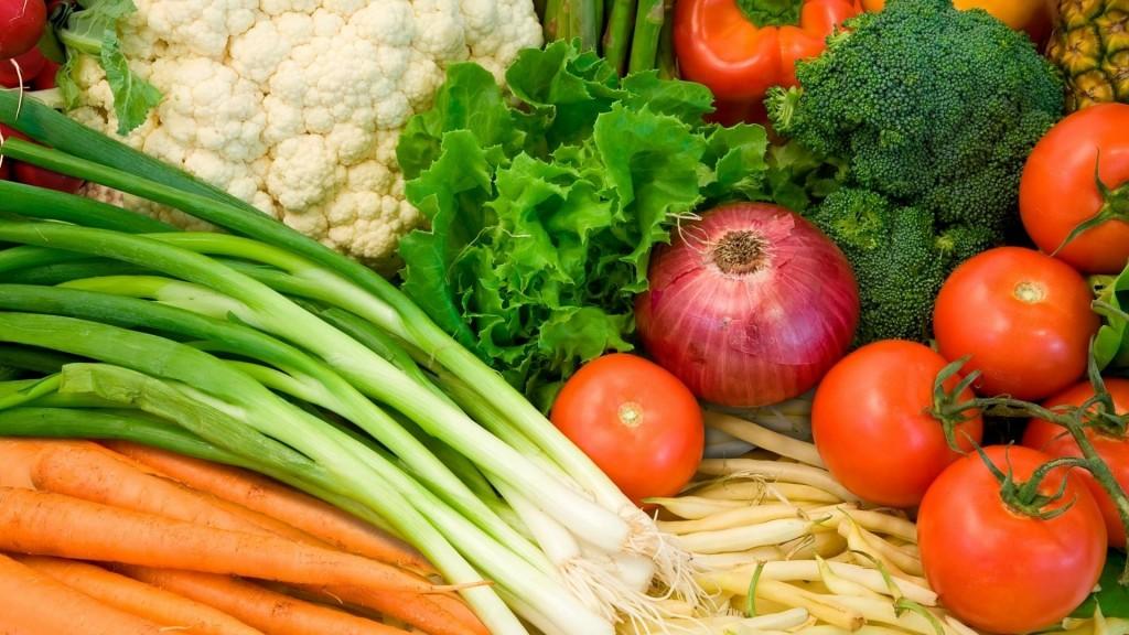 Friss zöldségek és gyümölcsök, a rákmegelőzés alapjai