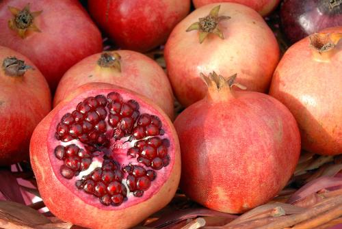 Gránátalma: a szerelem és a bőség gyümölcse