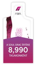 A Soul Orac értéke 8990