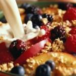 müzli - egy természetes energiaszintet növelő étel